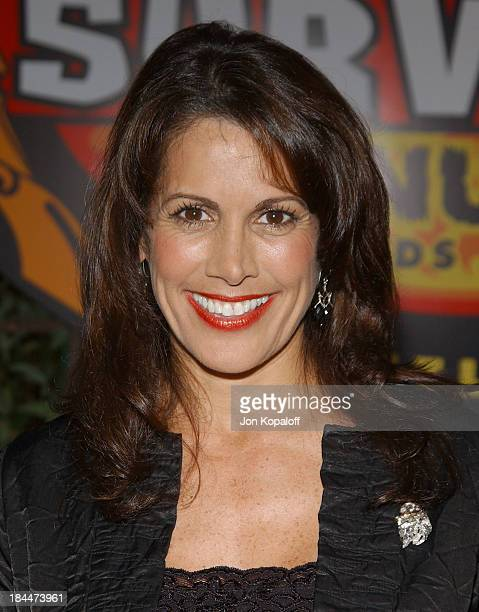 Lisa Keiffer during Survivor Vanuatu Islands Of Fire Finale Party at CBS Television City in Los Angeles California United States