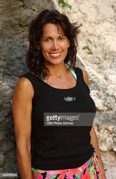 Lisa Keiffer from New Orleans Louisiana is one of the new 18 castaways competing on SURVIVOR VANUATU Islands of Fire premiering on Thursday September...