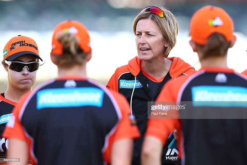 WBBL - Scorchers v Heat