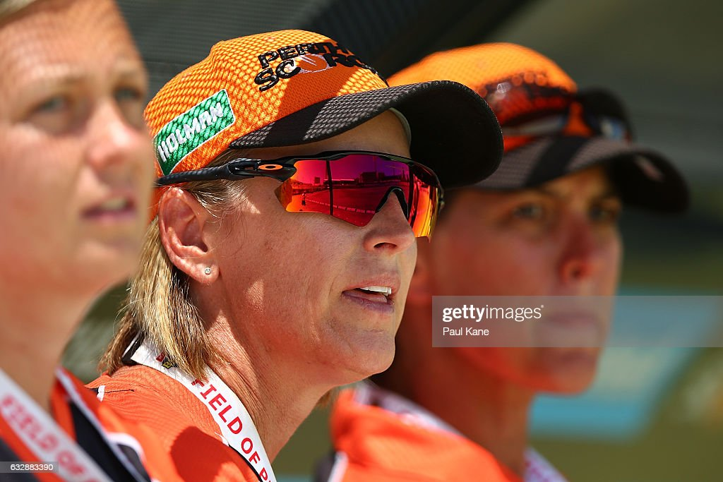 WBBL Final - Scorchers v Sixers