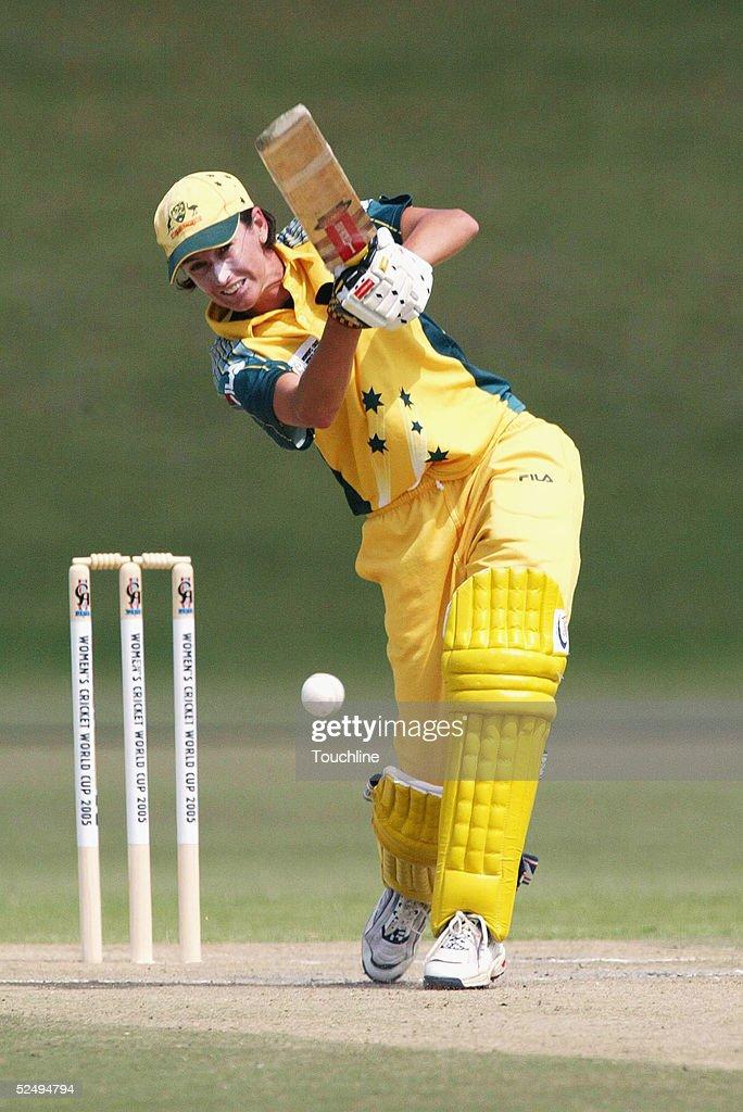 WCWC - Australia v Sri Lanka : News Photo