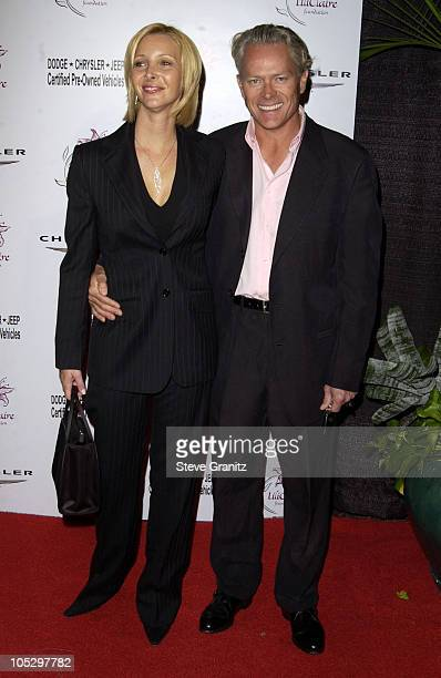 Lisa Kudrow and husband Michel Stern during The Lili Claire Foundation's 6th Annual Benefit at Beverly Hilton Hotel in Beverly Hills, California,...