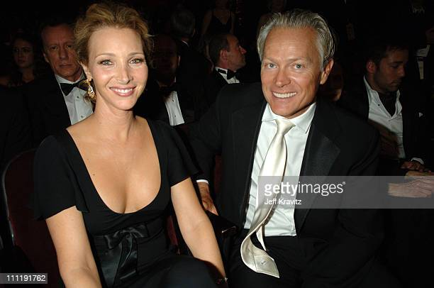 Lisa Kudrow and husband Michel Stern **EXCLUSIVE**