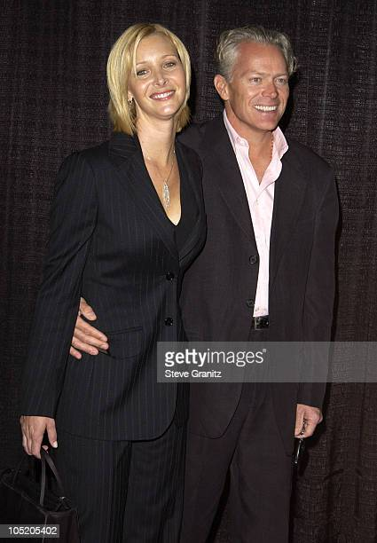 Lisa Kudrow and husband Michel Stern