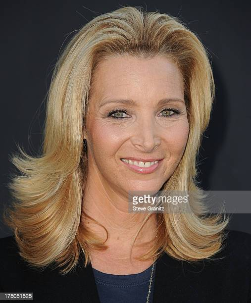 Lisa Kudrow arrives at the Television Critic Association's Summer Press Tour CBS/CW/Showtime Party at 9900 Wilshire Blvd on July 29 2013 in Beverly...