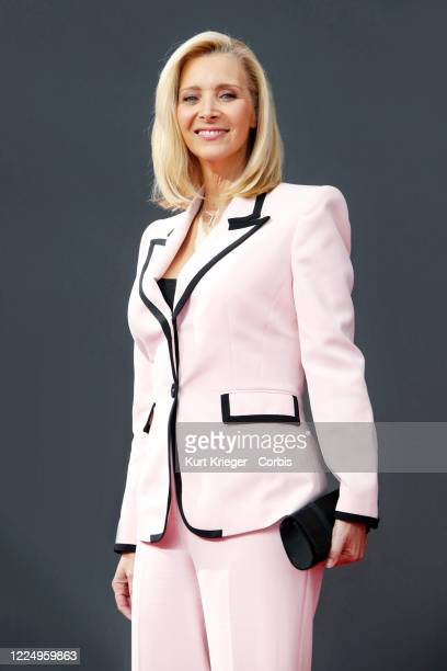 Lisa Kudrow arrives for the 2019 Creative Arts Emmy Awards at the Microsoft Theater on September 14, 2019 in Los Angeles, California.