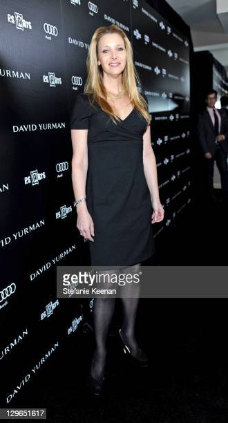 Lisa Kudrow attends David Yurman Celebrates 20th Anniversary Of PS ARTS at Sunset Tower on October 18, 2011 in West Hollywood, California.