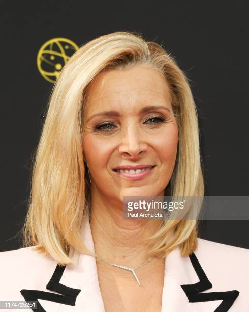 Lisa Kudrow attends the 2019 Creative Arts Emmy Awards on September 14, 2019 in Los Angeles, California.