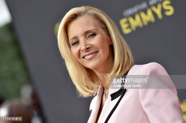 Lisa Kudrow attends the 2019 Creative Arts Emmy Awards on September 14 2019 in Los Angeles California