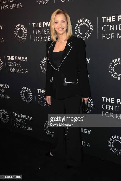 Lisa Kudrow attends The Paley Honors A Special Tribute To Television's Comedy Legends at the Beverly Wilshire Four Seasons Hotel on November 21 2019...