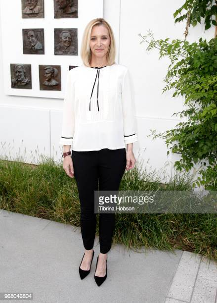 Lisa Kudrow attends the 'Who Do You Think You Are' FYC event at Wolf Theatre on June 5 2018 in North Hollywood California