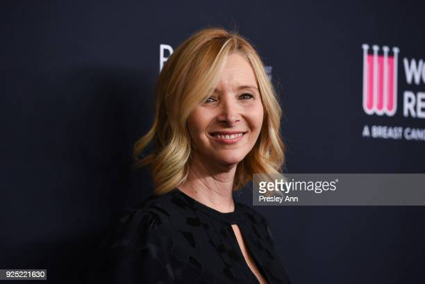 Lisa Kudrow attends The Women's Cancer Research Fund's An Unforgettable Evening Benefit Gala Arrivals at the Beverly Wilshire Four Seasons Hotel on...