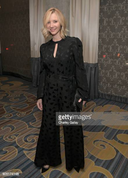 Lisa Kudrow attends WCRF's An Unforgettable Evening Presented by Saks Fifth Avenue on February 27 2018 in Beverly Hills California