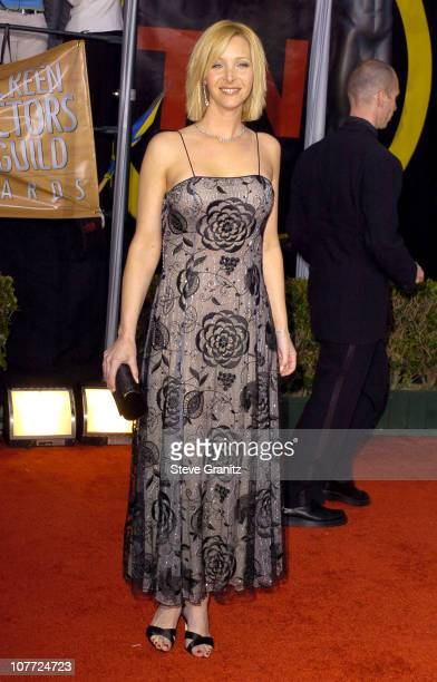 Lisa Kudrow during 10th Annual Screen Actors Guild Awards Arrivals at Shrine Auditorium in Los Angeles California United States