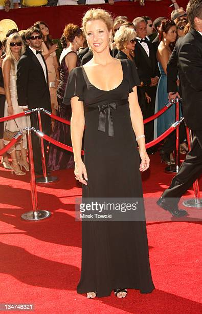 Lisa Kudrow during 58th Annual Primetime Emmy Awards Arrivals at Shrine Auditorium in Los Angeles California United States