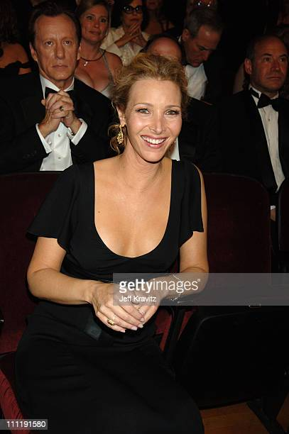 Lisa Kudrow during 58th Annual Primetime Emmy Awards Audience at The Shrine Auditorium in Los Angeles California United States