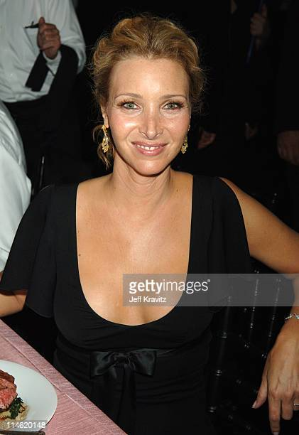 Lisa Kudrow during 58th Annual Primetime Emmy Awards Governors Ball at The Shrine Auditorium in Los Angeles California United States