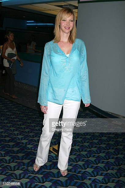 Lisa Kudrow during 'Happy Endings' New York City Premiere Inside Arrivals at Chelsea Clearview in New York City New York United States