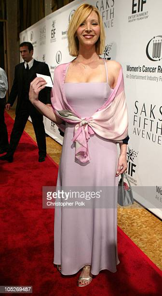 Lisa Kudrow during Nicole Kidman Honored by EIF's Women's Cancer Research Fund and Honorary Chairs at Regent Beverly Wilshire in Beverly Hills...