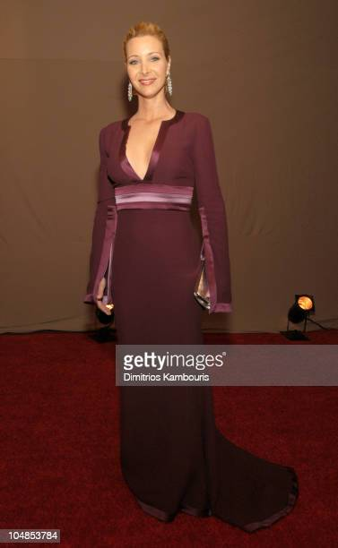 Lisa Kudrow during Ninth Annual Screen Actors Guild Awards Backstage and Audience at The Shrine Auditorium in Los Angeles California United States