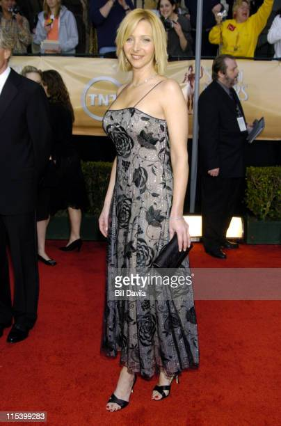 Lisa Kudrow during The 10th Annual Screen Actors Guild Awards Arrivals at The Shrine Auditorium in Los Angeles California United States