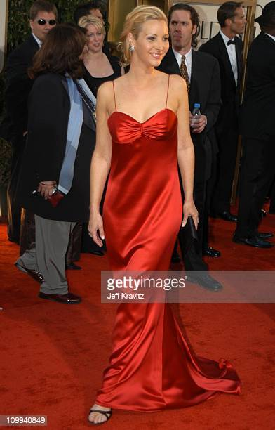 Lisa Kudrow during The 60th Annual Golden Globe Awards Arrivals at Beverly Hilton Hotel in Beverly Hills CA United States