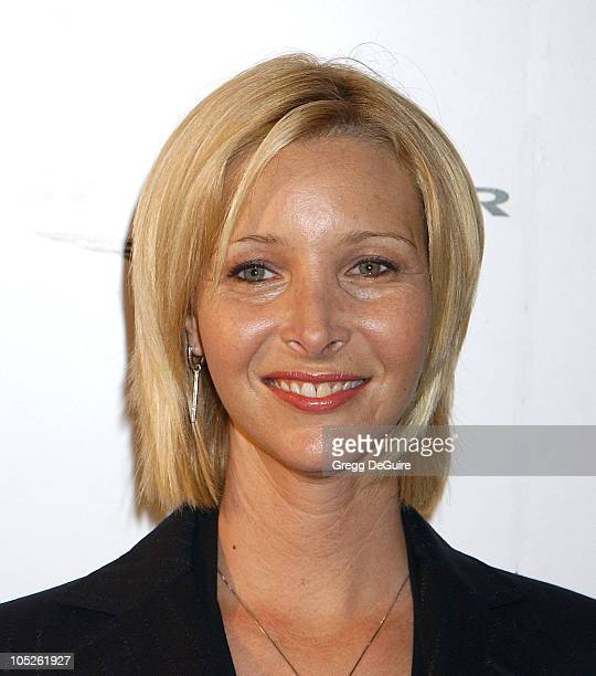 Lisa Kudrow during The Lili Claire Foundation's 6th Annual Benefit at Beverly Hilton Hotel in Beverly Hills California United States