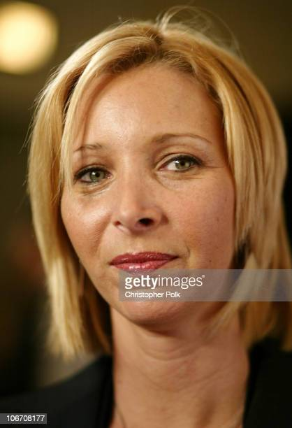 Lisa Kudrow during The Lili Claire Foundation's 6th Annual Benefit Hosted by Matthew Perry Red Carpet Arrivals at The Beverly Hilton Hotel in Beverly...