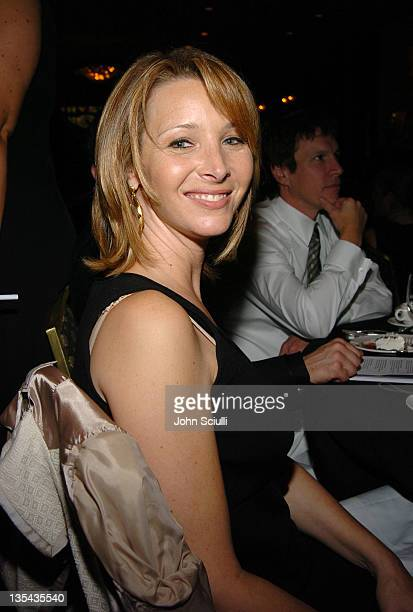 Lisa Kudrow during The Lili Claire Foundation's 7th Annual Benefit Gala Hosted by Matthew Perry - Show and Audience at Century Plaza Hotel in Los...