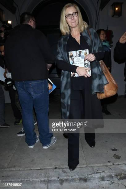Lisa Kudrow is seen on December 9, 2019 in Los Angeles, California.