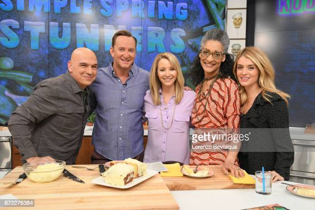 THE CHEW Lisa Kudrow is the guest on 'The Chew' on Monday April 24 2017 'The Chew' airs MONDAY FRIDAY on the ABC Television Network OZ