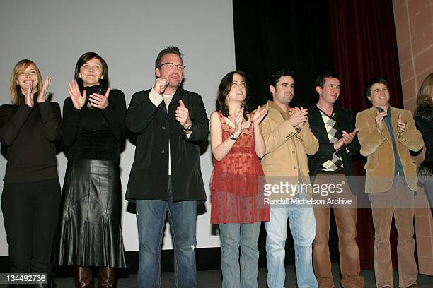 Lisa Kudrow Maggie Gyllenhaal Tom Arnold Sarah Clarke Jesse Bradford Steve Coogan and Jason Ritter