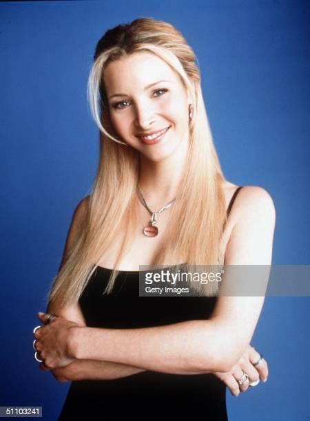 Lisa Kudrow Stars In 'Friends' 19992000 Season