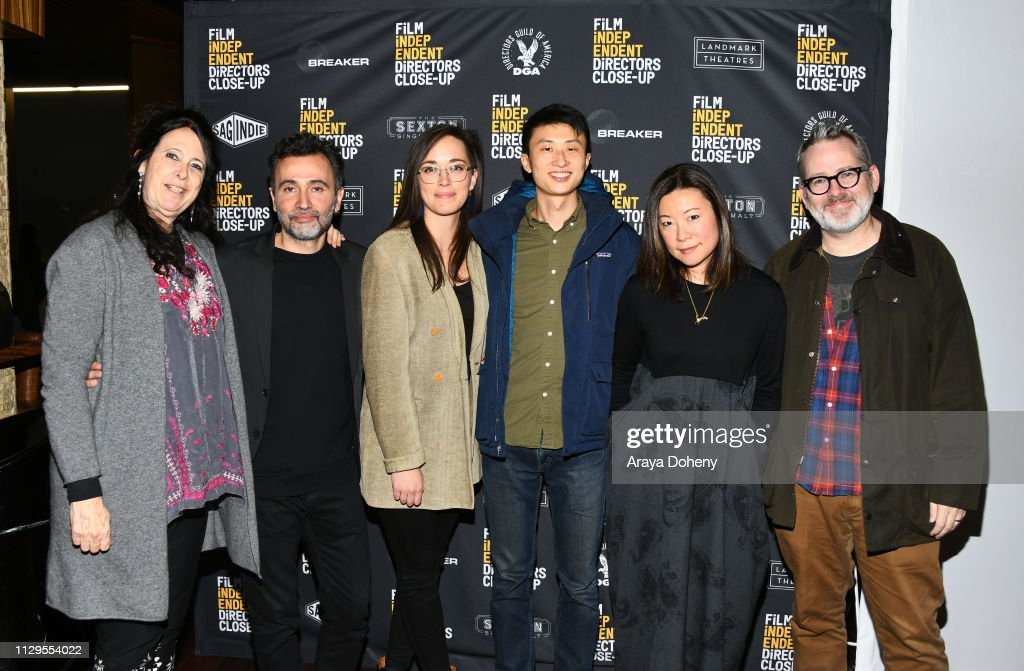Film Independent Directors Close-Up: Another Type Of Narrative: The Truth Of Docs : News Photo