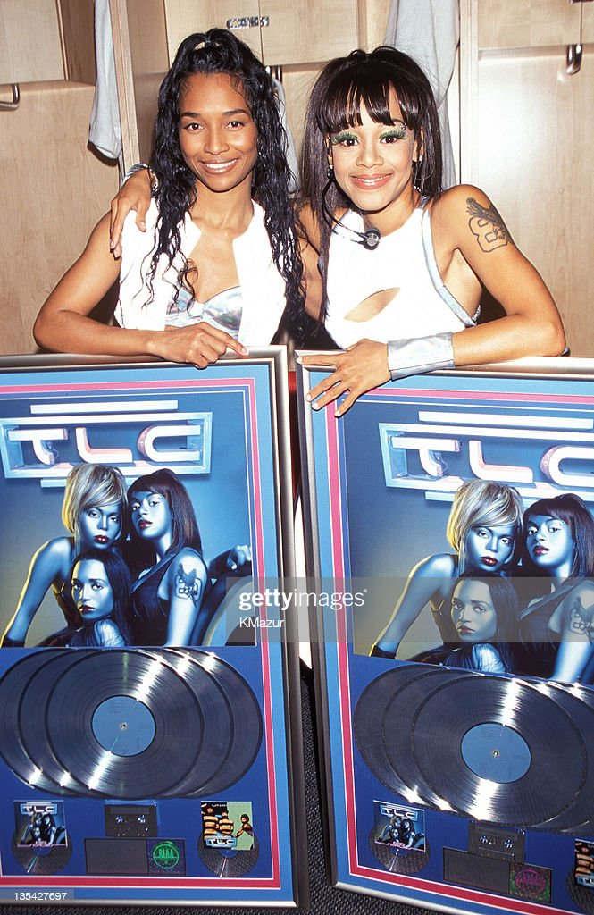 "Lisa  ""Left Eye"" Lopes of TLC Killed in Car Accident - File Photos : News Photo"