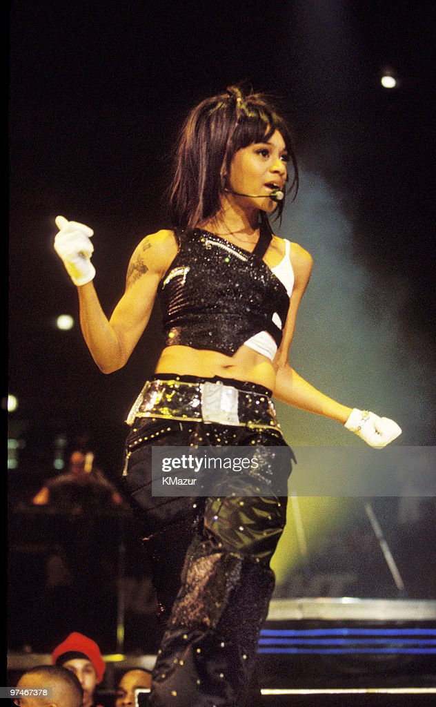 "Lisa  ""Left Eye"" Lopes of TLC Killed in Car Accident in Honduras - File Photos : News Photo"