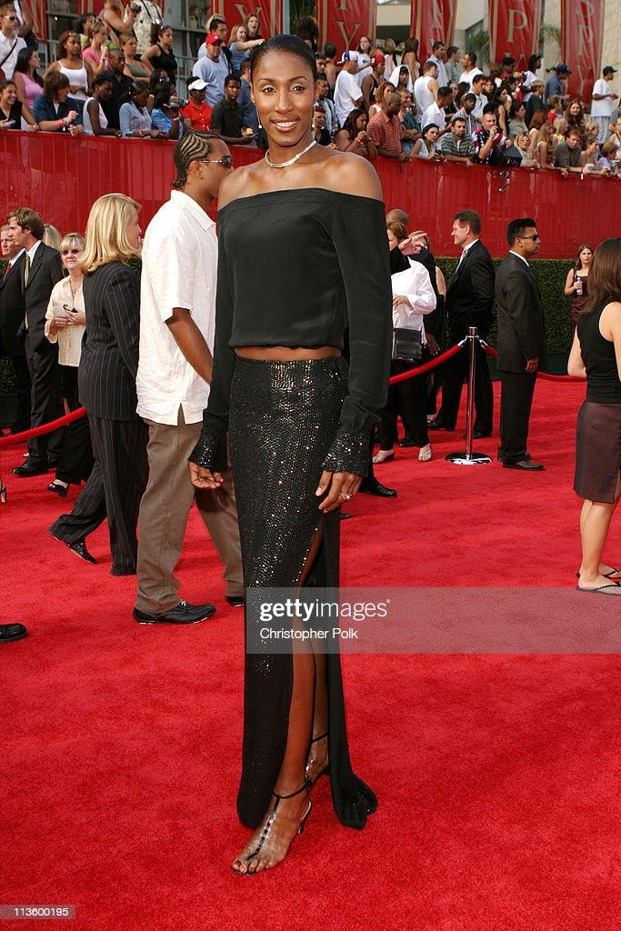 2003 ESPY Awards - Arrivals : News Photo