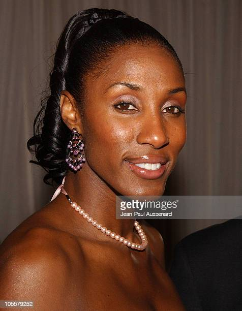 Lisa Leslie during The 6th Annual Family Television Awards Arrivals at Beverly Hilton in Beverly Hills California United States