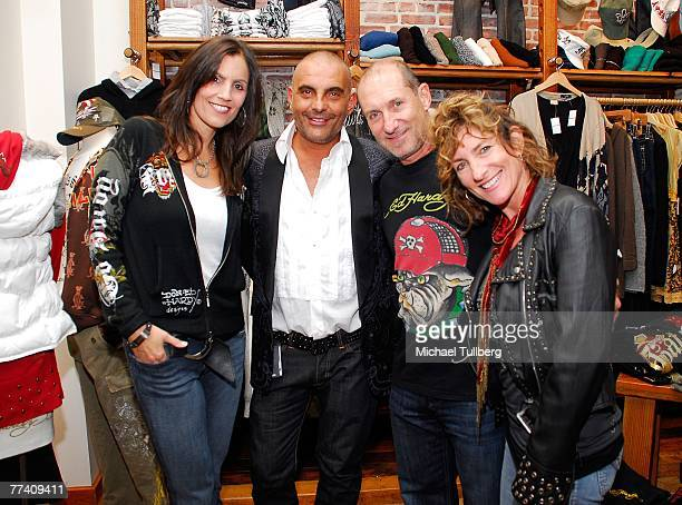 Fred levine photos et images de collection getty images - Ed hardy lisa frank ...