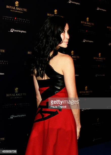 Lisa Ling arrives at Park Plaza on December 7 2013 in Los Angeles California