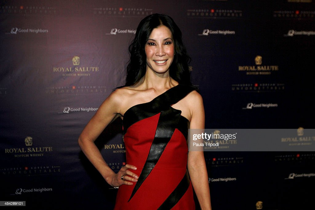 Lisa Ling attends the 12th Annual Unforgettable Gala at Park Plaza on December 7, 2013 in Los Angeles, California.