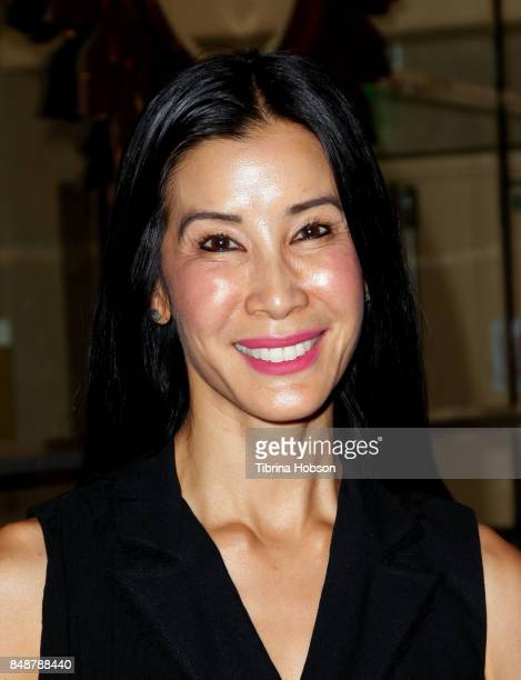 Lisa Ling attends the 6th Annual Women Making History Awards at The Beverly Hilton Hotel on September 16 2017 in Beverly Hills California