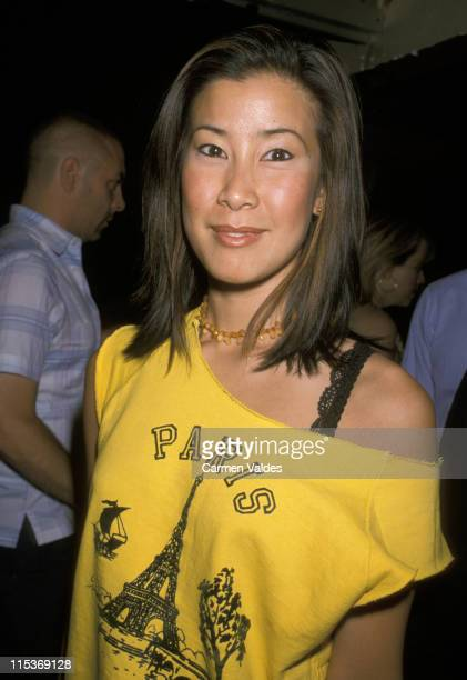 Lisa Ling during Premiere Party For Atomfilm Release of Lost Change at OHM in New York City New York United States