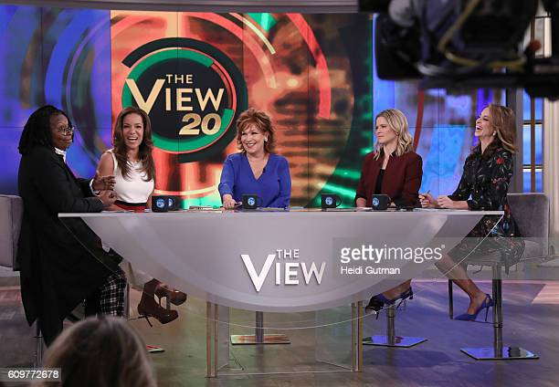 THE VIEW Lisa Ling visits THE VIEW 9/22/16 airing on the Walt Disney Television via Getty Images Television Network {Photo by Heidi Gutman/Walt...