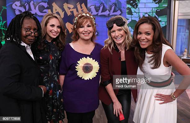 THE VIEW Lisa Ling visits 'THE VIEW' 9/22/16 airing on the ABC Television Network {Photo by Heidi Gutman/ABC via Getty Images HOSTIN