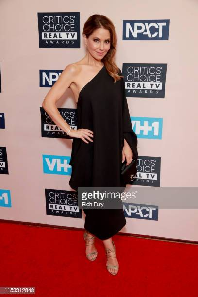 Lisa LoCicero attends the Critics' Choice Real TV Awards at The Beverly Hilton Hotel on June 02 2019 in Beverly Hills California