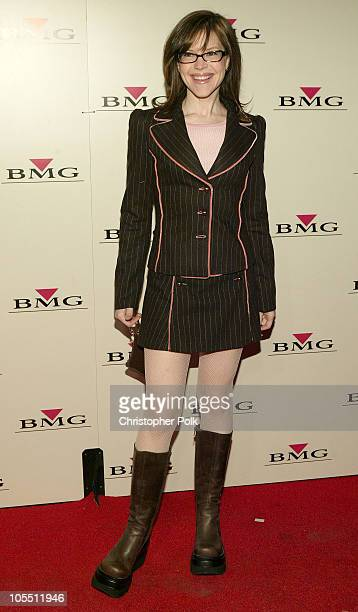 Lisa Loeb during 2004 BMG GRAMMY After Party Arrivals at The Avalon in Hollywood CA United States