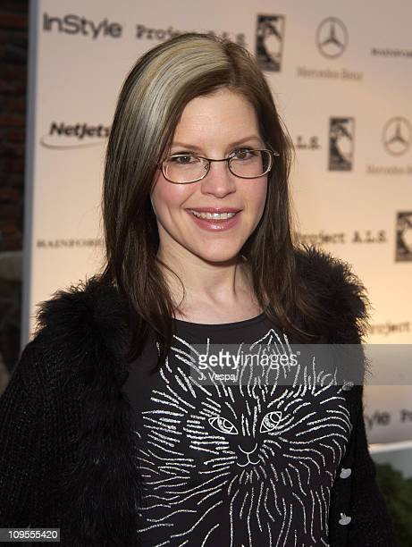 Lisa Loeb during 3rd Annual Project ALS Spring Benefit Gala Dinner Sponsored by InStyle Arrivals at The Lodge at Torrey Pines in La Jolla California...