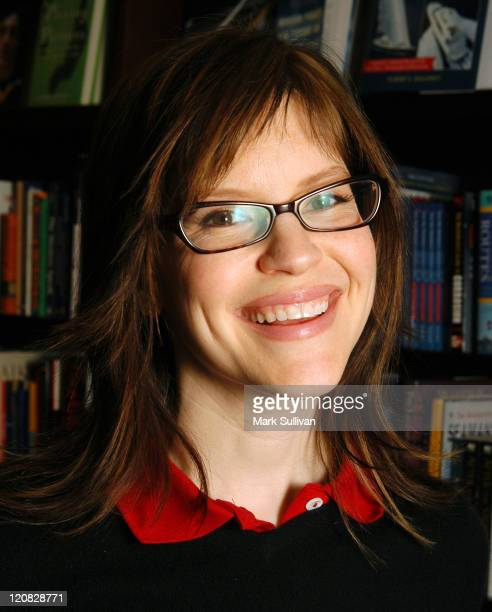 Lisa Loeb during Lisa Loeb Performs and Signs Her Book/CD 'Catch The Moon' at Barnes and Noble at The Grove in Los Angeles California United States