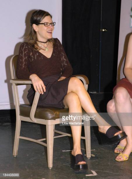 Lisa Loeb during 'Sara Schaefer is Obsessed With You' Featuring Lisa Loeb at Juvie Hall in New York City New York United States